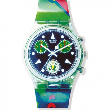 Swatch Unlimited watch