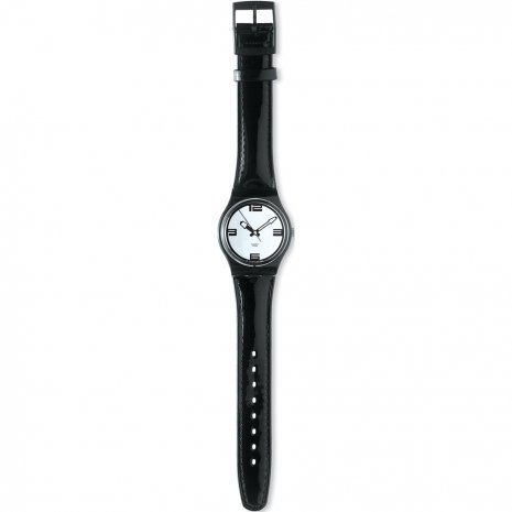 Swatch Varnishing Act watch