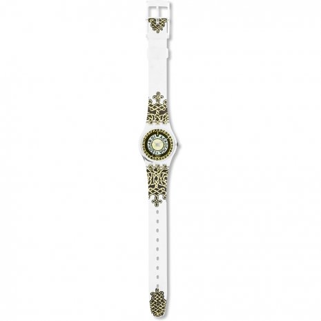 Swatch Vinci's Twist watch