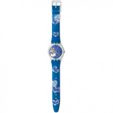 Swatch Vive La Paix watch