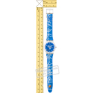 Swatch watch blue
