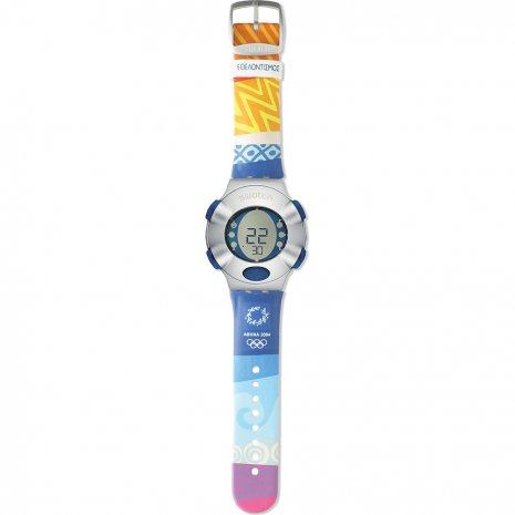 Swatch Volunteers Watch (Floating Dot) watch