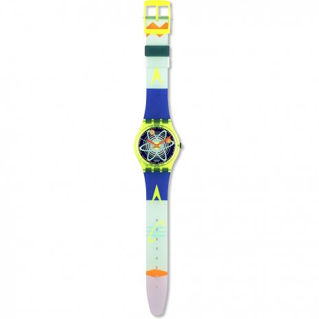 Swatch Wave Rebel watch