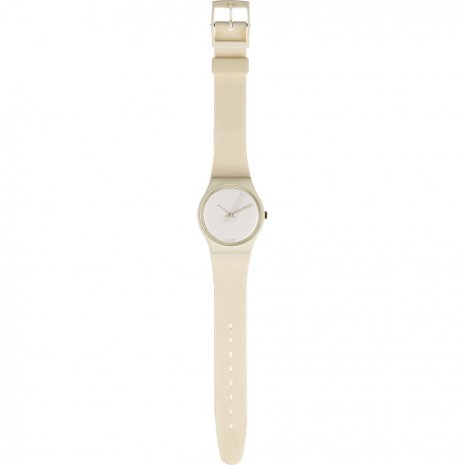 Swatch White Out watch