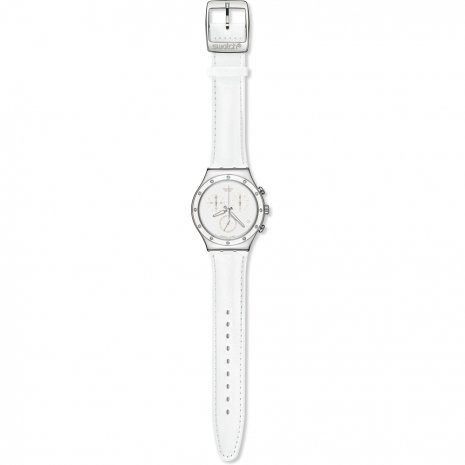 Swatch White Sun watch