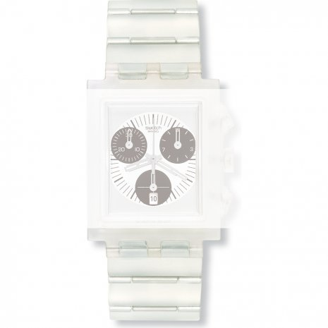 Swatch SUEK400 Whitesunday Strap