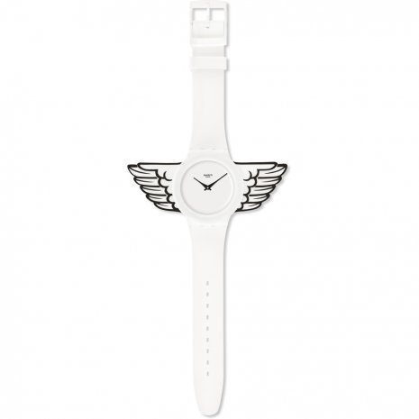 Swatch Winged Swatch watch
