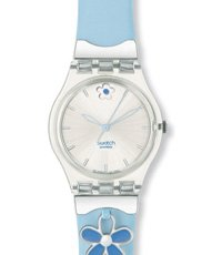 GE160 Woman In Blue 34mm