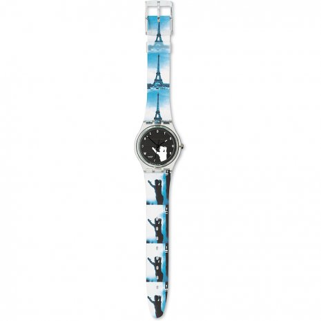 Swatch World Solar France watch