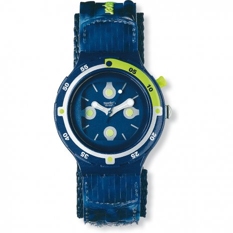 Swatch Yellow Spot Small watch