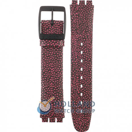 Swatch YGB4005 Pink Drops Strap