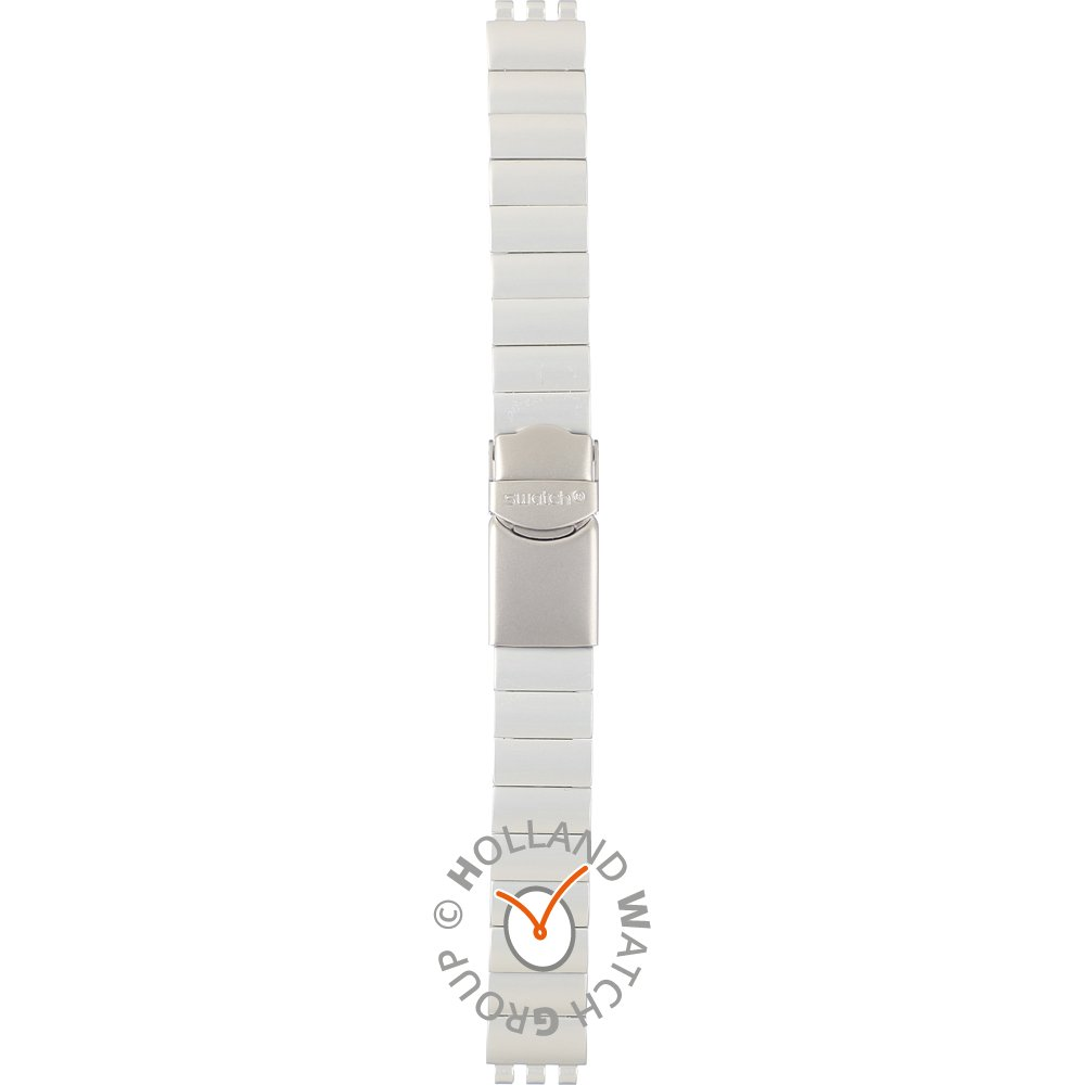 Swatch Strap AYSS1004AG Blue Face