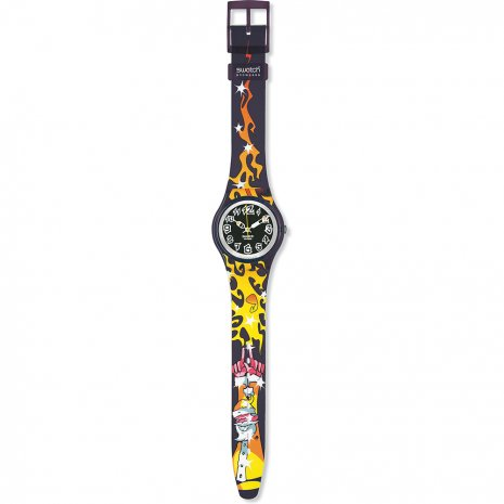 Swatch Zappin' Daddy watch