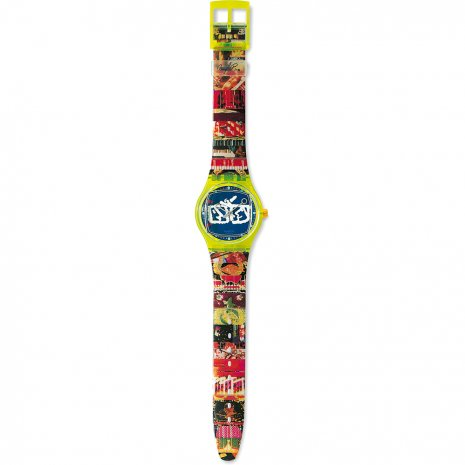 Swatch Zapping watch