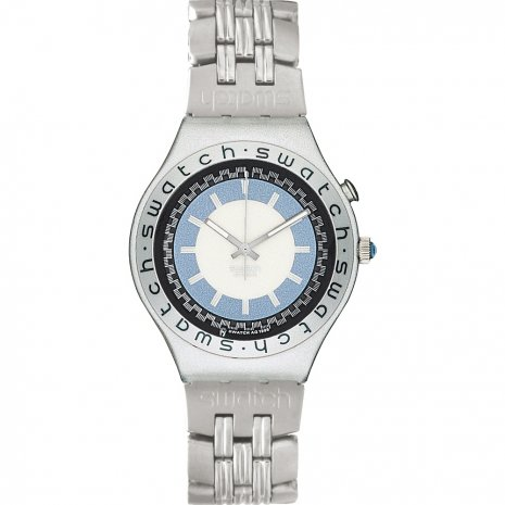 Swatch Zebah Flip Usa watch